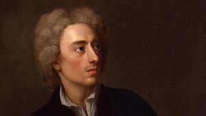Alexander Pope es la figura más importante en la literatura inglesa del siglo XVIII.