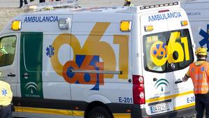 Ambulancia Andalucia