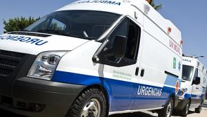 Ambulancia Málaga