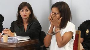 Ana Julia Quezada se echa a llorar en el arranque del juicio con jurado