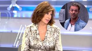 Ana Rosa opina sobre Hugo Castejón