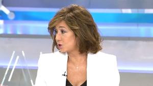 Ana Rosa Quintana ha insultat al president de la Generalitat durant una discussió amb Monedero