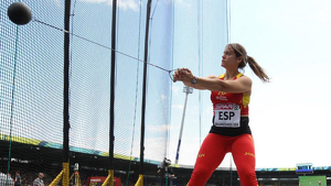 Berta Castells buscarà el segon podi seguit als Jocs Mediterranis