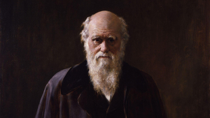 Charles Darwin, creador de la idea de la evolución biológica a través de la selección natural.