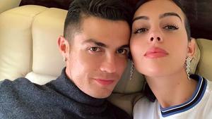 Cristiano Ronaldo i Georgina Rodríguez