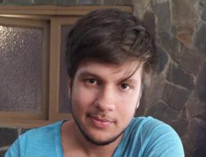 Desaparegut Eric Steven Elorreaga Lobatón.