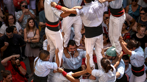 Diada castellera a Torredembarra, en imatges!