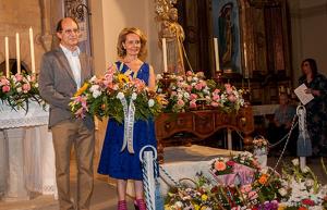 Dissabte al migdia la consellera de Cultura de la Generalitat de Catalunya va visitar Vimbodí i Poblet
