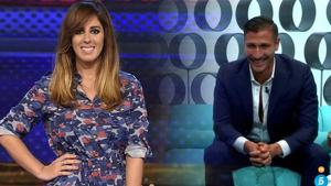 El acercamiento y complicidad entre Anabel y Giancarlo es evidente