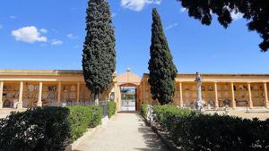 El cementiri de Torredembarra, en una imatge d'arxiu.