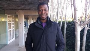 El doctorand Babajide Muritala cursa segon al programa d'Economia i Empresa de la URV