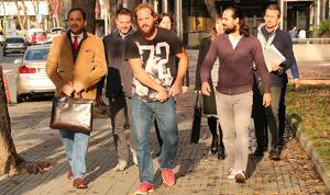El jutge demana una fiança de 13.000 euros a tres veïns de Mont-roig investigats per l'1-O