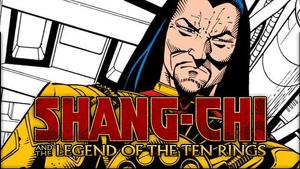 El Mandarín, principal enemigo de Shang-Chi
