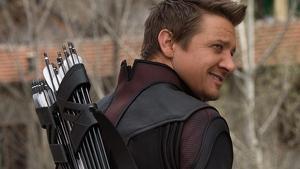 El nominado al Oscar, Jeremy Renner, volverá a ser Ojo de Halcón