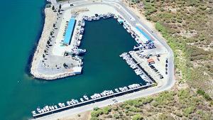El port de Deltebre, en una imatge d'arxiu