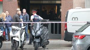 El presumpte homicida va fugir a Suècia després d'abatre a trets l'home