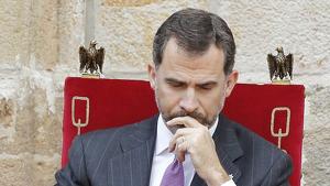 El rey Felipe VI no ve con buenos ojos el permiso de Urdangarín