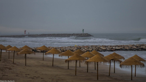 El temporal de mar ha estat molt fort al sud-est de la península