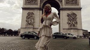El vestido ha sido todo un 'boom' en Instagram