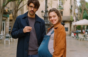 'Els dies que vindran' és el minuciós relat de l'embaràs de la Vir (María Rodríguez) i el Lluís (David Verdaguer)