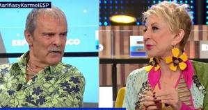 Els dos periodistes s'han retrobat a 'Espejo Público'