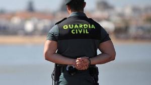 Guardia Civil playa