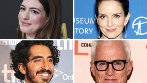 Hathaway, Fey, Patel y Slattery son solo unos pocos del gigantesco reparto