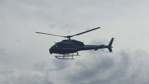 Helicòpter dels Mossos d'Esquadra