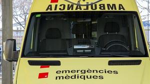 Imagen de archivo de una ambulancia del SEM
