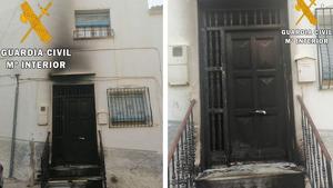 Incendio puerta Purchena