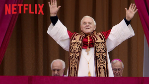 Imagen de 'Los Dos Papas' de Netflix