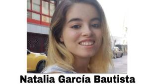 Imagen de Natalia, la menor de 17 desaparecida en León