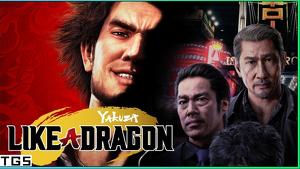 Imagen promocional de la nueva entrega de 'Yakuza'