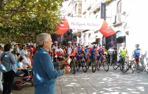 Imatge d'arxiu d'una edició anterior de la Festa de la Bicicleta