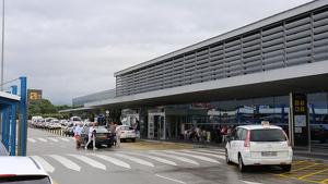 Imatge de l'aeroport de Reus