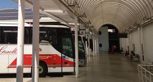 Imatge de l'estació de Tàrrega