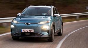 Imatge del Hyundai Kona, millor cotxe de l'any 2019.