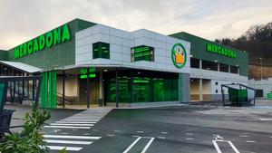 Imatge d'un dels supermercats de la cadena