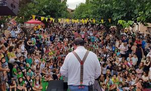 Imatge d'una edició anterior de Cucània Kids