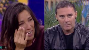 Irene Junquera acabó llorando tras discutir con Dinio