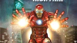Iron-Man será uno de los protagonistas clave del cómic