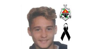 Isaac Marta, de 17 anys, va morir el passat dissabte en un accident de moto