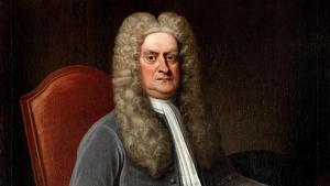 Isaac Newton está considerado uno de los mejores científicos de la historia.