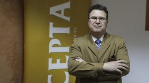Juan Gallardo és el cap del Gabinet d'Estudis de la CEPTA
