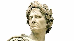 Julio César, uno de los personajes más importantes en la historia de Roma.
