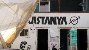 Ka la Kastanya després de ser desallotjada