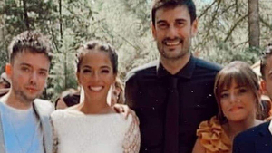 La boda entre Melendi i Julia Nakamatsu s'ha celebrat el diumenge 8 de setembre