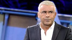 La cara de circunstancias de Jorge Javier durante su discusión con Raquel Salazas