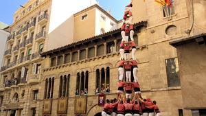 La Colla Vella dels Xiquets de Valls serà una de les protagonistes a la diada de Sant Miquel de Lleida