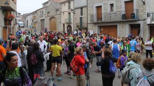 La cursa i la caminada cada any apleguen més participants.